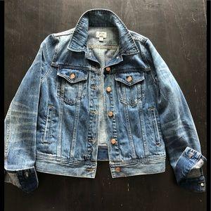 NWOT J Crew Women's Denim Jacket